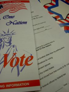Green Card and Voting
